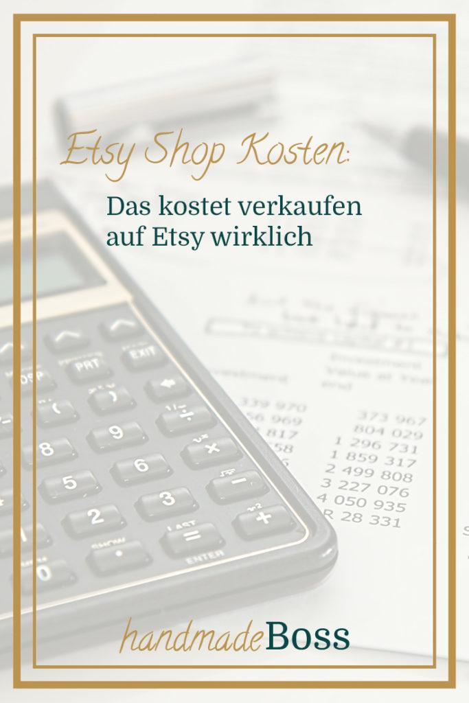 Kosten Etsy Shop