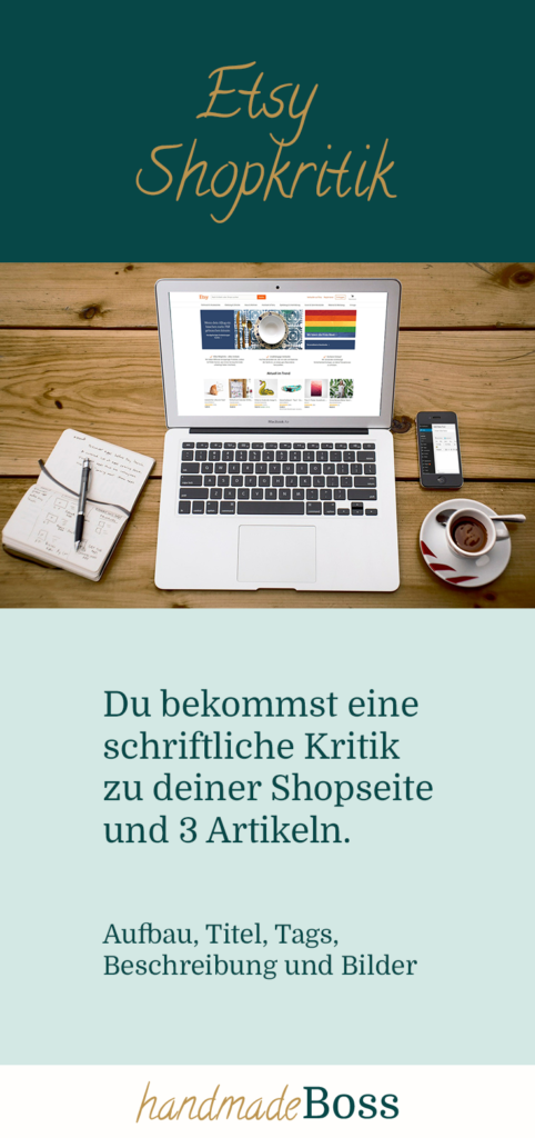 Etsy-Shopkritik