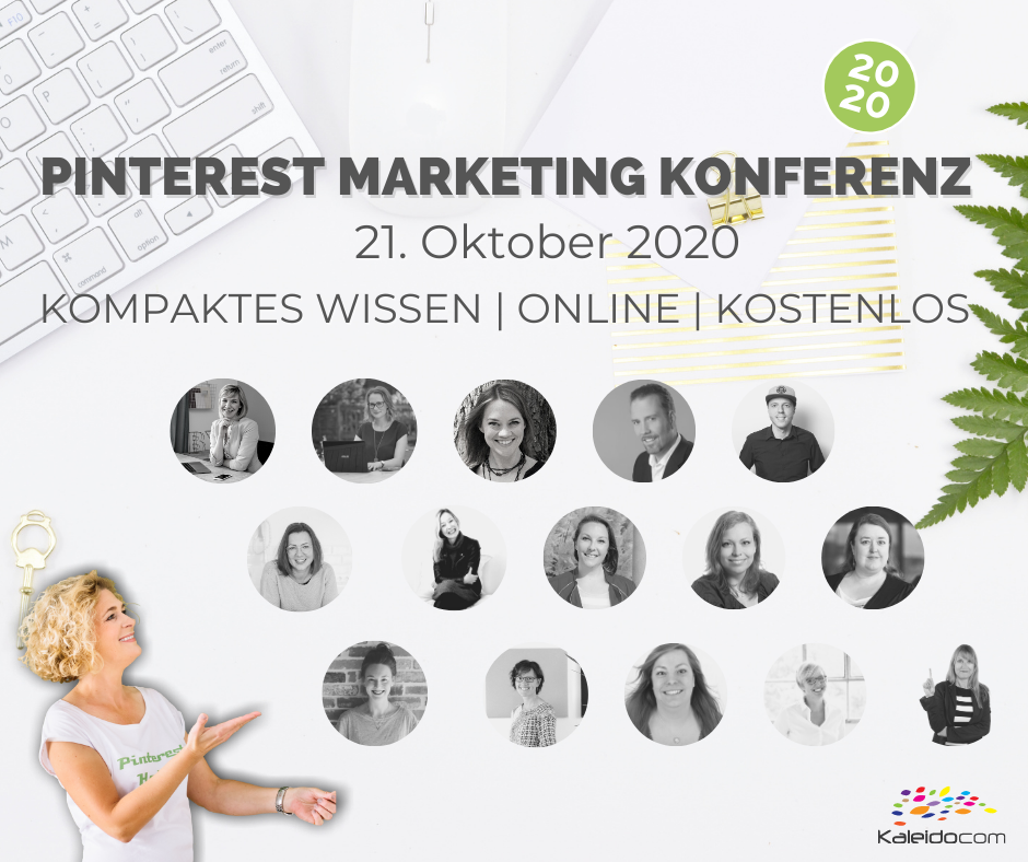 Pinterest Marketing Konferenz 2020